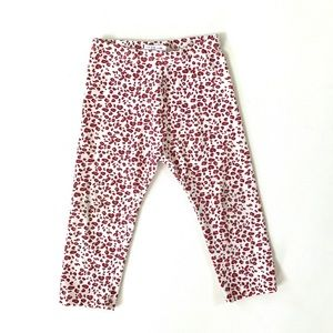Zara Baby Girl Leopard Leggings